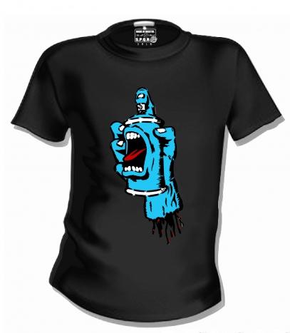 Sprayhand T-shirt SPQR
