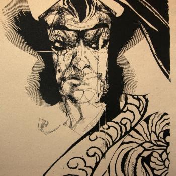 Samurai Jim Starr