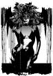 Medusa (black print) Jim Starr