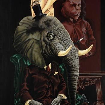 The Elephant in the Room Julian Quaye
