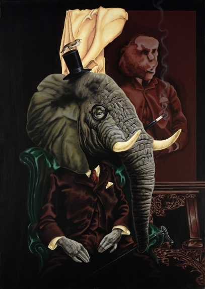 The Elephant in the Room Julian Quaye