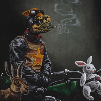 The Wild One (or Mr. Snuggles Rides Again) Julian Quaye