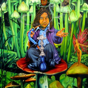 The Hierophant Neil Roberts