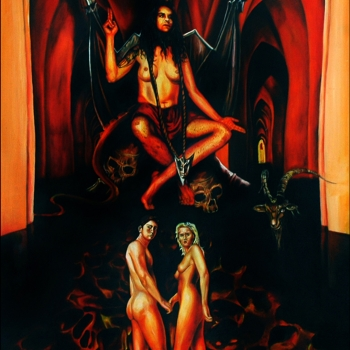 The Devil Neil Roberts