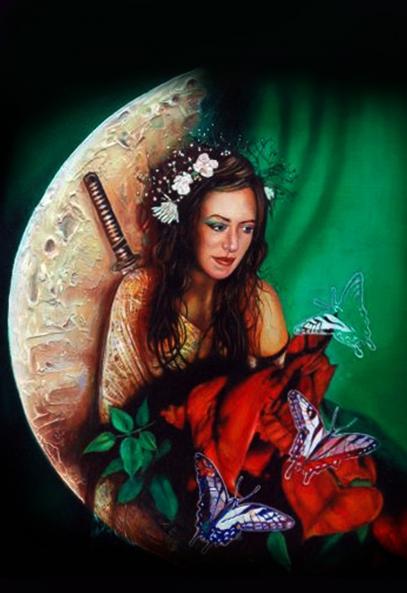 Princess of Swords Neil Roberts
