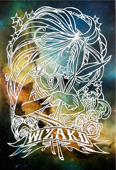 Wizard Cheba & Inkie