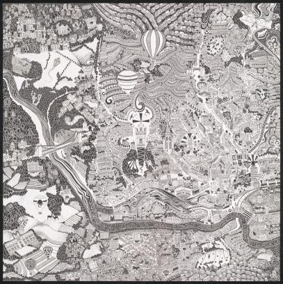 Bristol Map Fuller