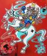 The 4 Horsemen of the Apocalypse: Pestilence SPZero76