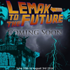 Lemak to the Future plus Keith