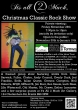 Christmas Classic Rock Show poster