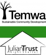 in aid of Temwa and The Julian Trust charities