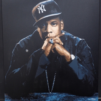 Jay-Z by David Grieves