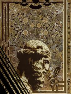 Platonic Crux by Cormac Eddery