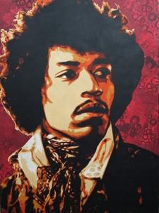 Hendrix by Gökhan Civaş
