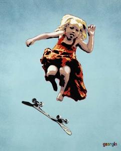 Skater Girl by Georgie
