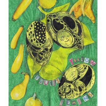 Yellow Fruits Yolande