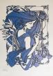 Ink Nouveau Blue Inkie