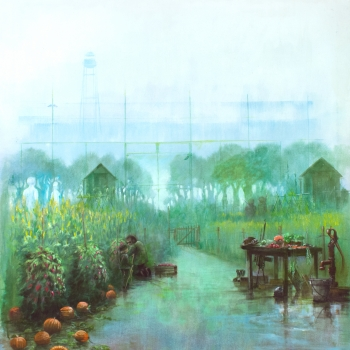 Allotment by Andrew Burns Colwill