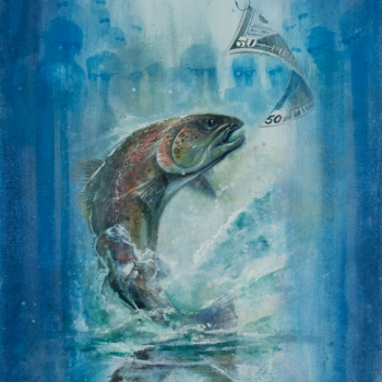 Fish Out of Water by Andrew Burns Colwill