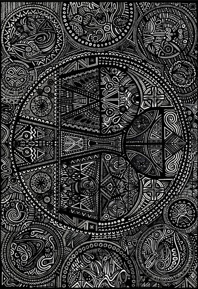 Mosaic by Mark o'Neill